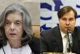EM JOÃO PESSOA: Carmen Lúcia e Rodrigo Maia palestram em Congresso Internacional de Direito Constitucional