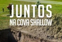 'Juntos na cova shallow'. Cemitério usa meme para fazer propaganda de jazigo familiar