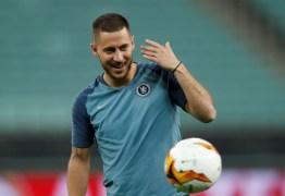 Real Madrid planeja apresentação de Hazard para próxima segunda-feira, diz jornal