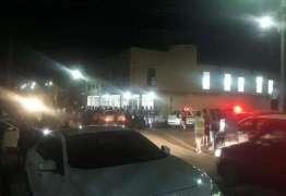 MASSACRE EM PARACATU: atirador está internado em estado grave na UTI