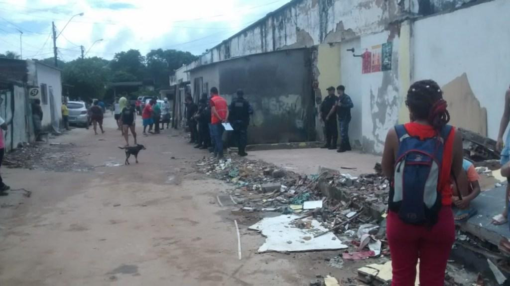 295b4614 6e5c 4bdf a160 70bce5471b70 1024x575 - PARQUE SANHAUÁ: Moradores do Porto do Capim afirmam que a PMJP demoliu uma casa por engano