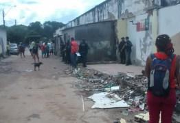 PARQUE SANHAUÁ: Moradores do Porto do Capim afirmam que a PMJP demoliu uma casa por engano
