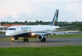 Três aeronaves arremetem na madrugada no Aeroporto Castro Pinto
