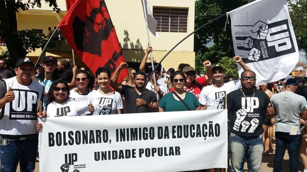 60337422 2290557151032496 6021301715268009984 o 1024x576 - PARAÍBA PELA EDUCAÇÃO: Estudantes, professores e funcionários protestam contra corte no orçamento das instituições federais