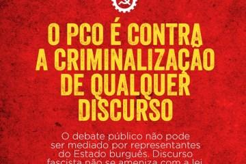 61022918 2819987848018433 2073851158174105600 n - Partido da Causa Operária se posiciona contra criminalização da 'lgbtfobia'