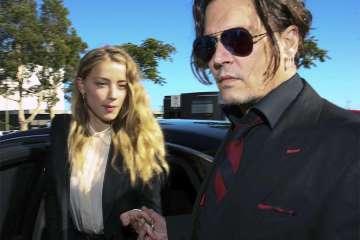 AABHUOE - Johnny Depp diz ter sido vítima de Amber Heard em processo contra a atriz