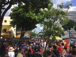 Ato Público pró educação 300x225 - PARAÍBA PELA EDUCAÇÃO: Estudantes, professores e funcionários protestam contra corte no orçamento das instituições federais