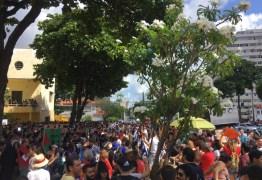 PARAÍBA PELA EDUCAÇÃO: Estudantes, professores e funcionários protestam contra corte no orçamento das instituições federais