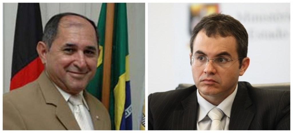 BeFunky collage 2 1 - 'TOTAL AUTONOMIA': MPPB garante liberdade profissional e nega 'impasse' entre GAECO e procurador sobre parecer de Roberto Santiago