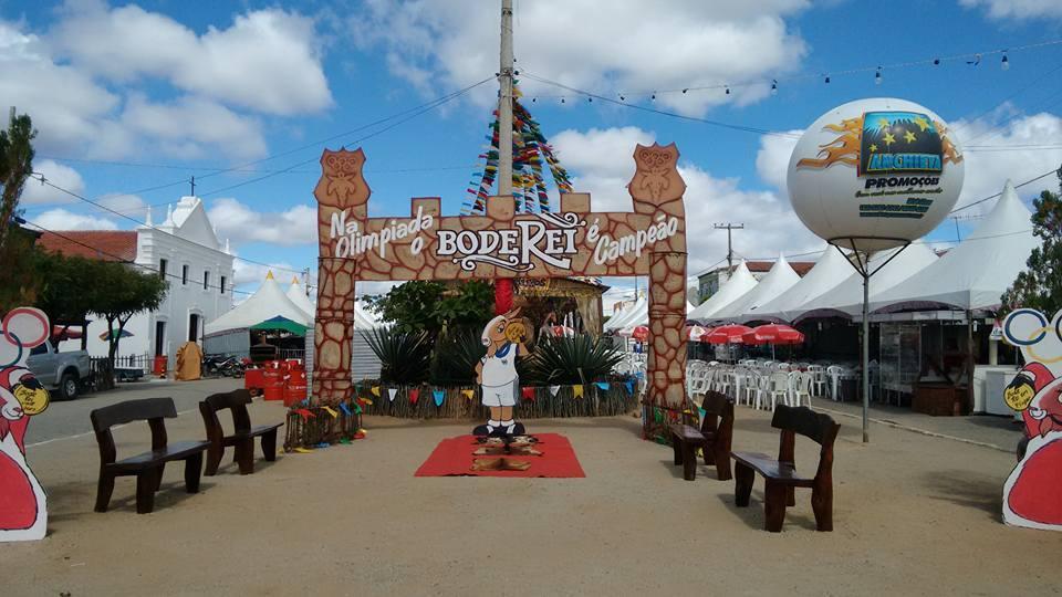 Bode Rei 2 - A poucos dias da Festa do Bode Rei, Cabaceiras se prepara para tradicional festividade