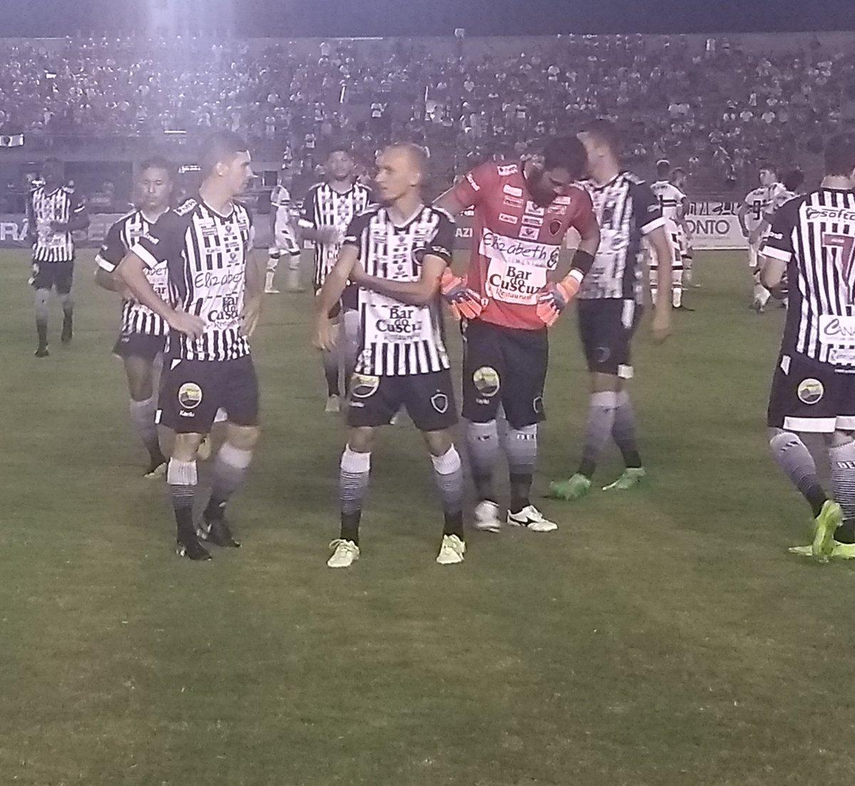 Botafogo Paraíba - CAMPEONATO BRASILEIRO: Botafogo-PB e Santa Cruz-PE empatam com 1 a 1 em partida no Almeidão