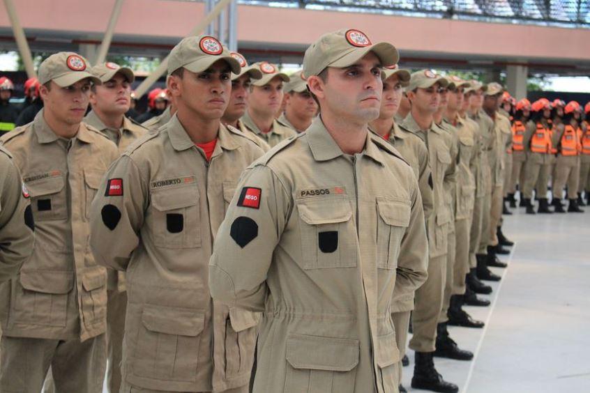 CFO - CFO 2021: Corpo de Bombeiros convoca candidatos habilitados para exames de aptidão física