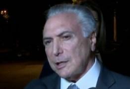 DE VOLTA PARA PRISÃO: Temer diz que irá se apresentar 'voluntariamente' à Justiça nesta quinta-feira