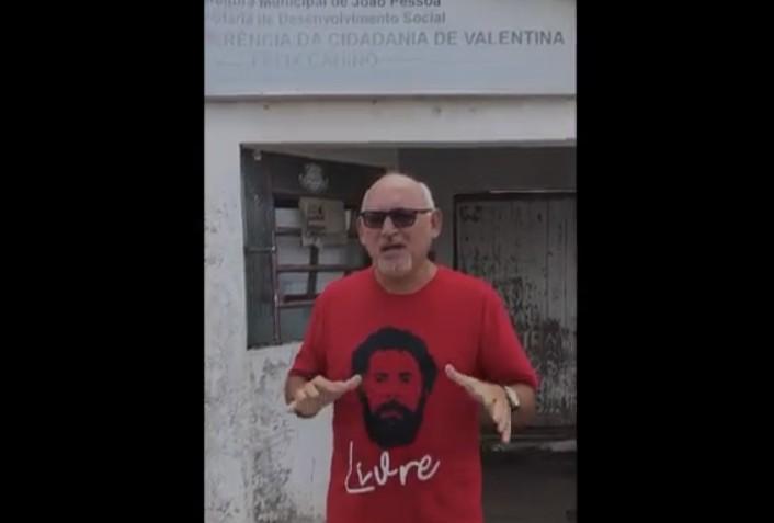 Capturar 25 - 'Esquecido pelo poder público': vereador Marcos Henriques pede reativação do Centro de Cidadania do Valentina