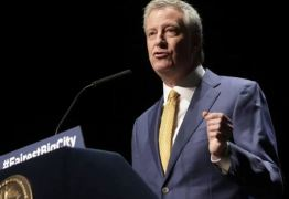 Prefeito de Nova York anuncia pré-candidatura às eleições presidenciais dos EUA – VEJA VÍDEO