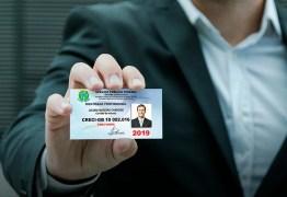 Creci-PB alerta sobre prazo para entregas de carteiras e certificados em junho