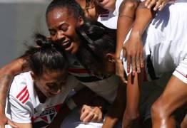 São Paulo vence o Palmeiras em jogo do Paulistão Feminino
