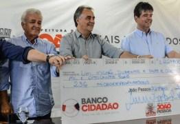 Luciano Cartaxo libera microcrédito do Banco Cidadão