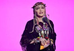 """""""Estou sendo punida por ter 60 anos', diz Madonna sobre peso da idade: VEJA VÍDEO"""