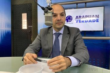 PGE - DEFESA DO ESTADO: novo procurador destaca atuação ampla da PGE; VEJA VÍDEO