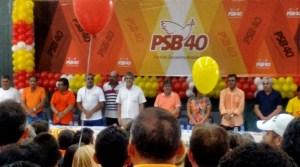 PSB 300x167 - REUNIÃO PARTIDÁRIA: PSB traça estratégias para 2020 e espera mais combatividade do governo João Azevedo