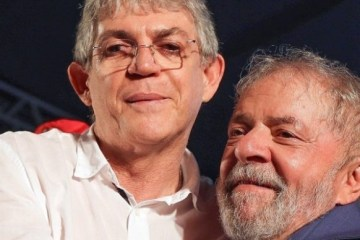 Ricardo e Lula - INTIMADO: Ex-governador Ricardo Coutinho será testemunha de defesa do ex-presidente Lula