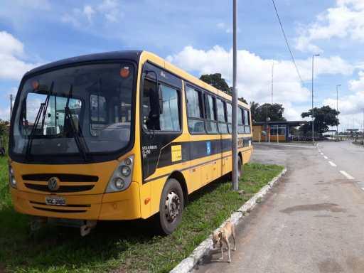 WhatsApp Image 2019 05 12 at 11.25.05 300x225 - PRF prende motorista dirigindo ônibus escolar embriagado