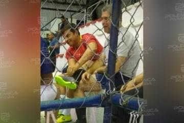 """Cabedelo segue """"nas mãos"""" de prefeito indiciado pela PF e acusado por seu antecessor de receber propina  – Por Janildo Silva"""