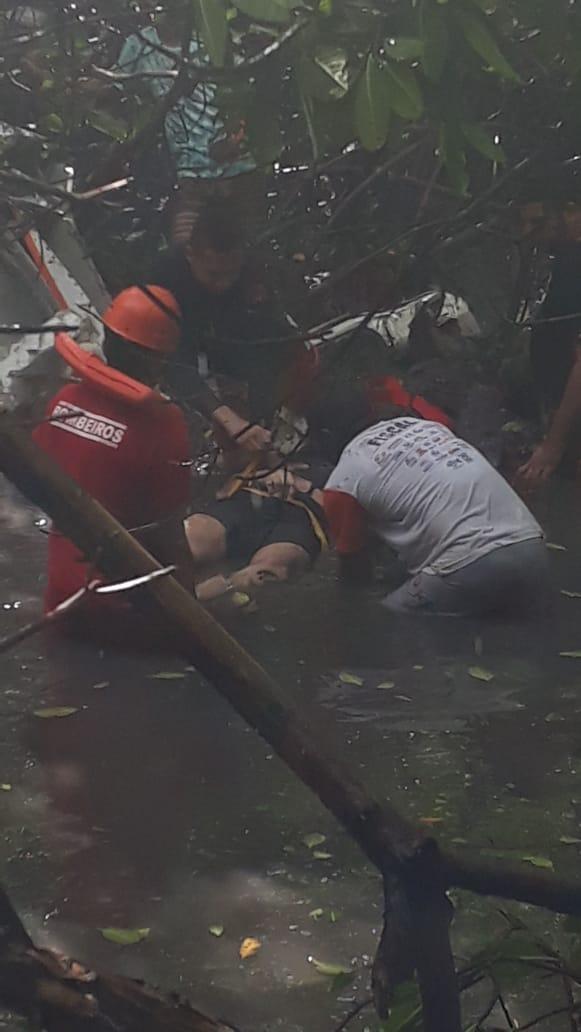 WhatsApp Image 2019 05 27 at 14.40.18 - CORPO É ENCONTRADO: Avião cai com cantor Gabriel Diniz em Sergipe, grupamento confirma mortos - VEJA VÍDEOS DO LOCAL