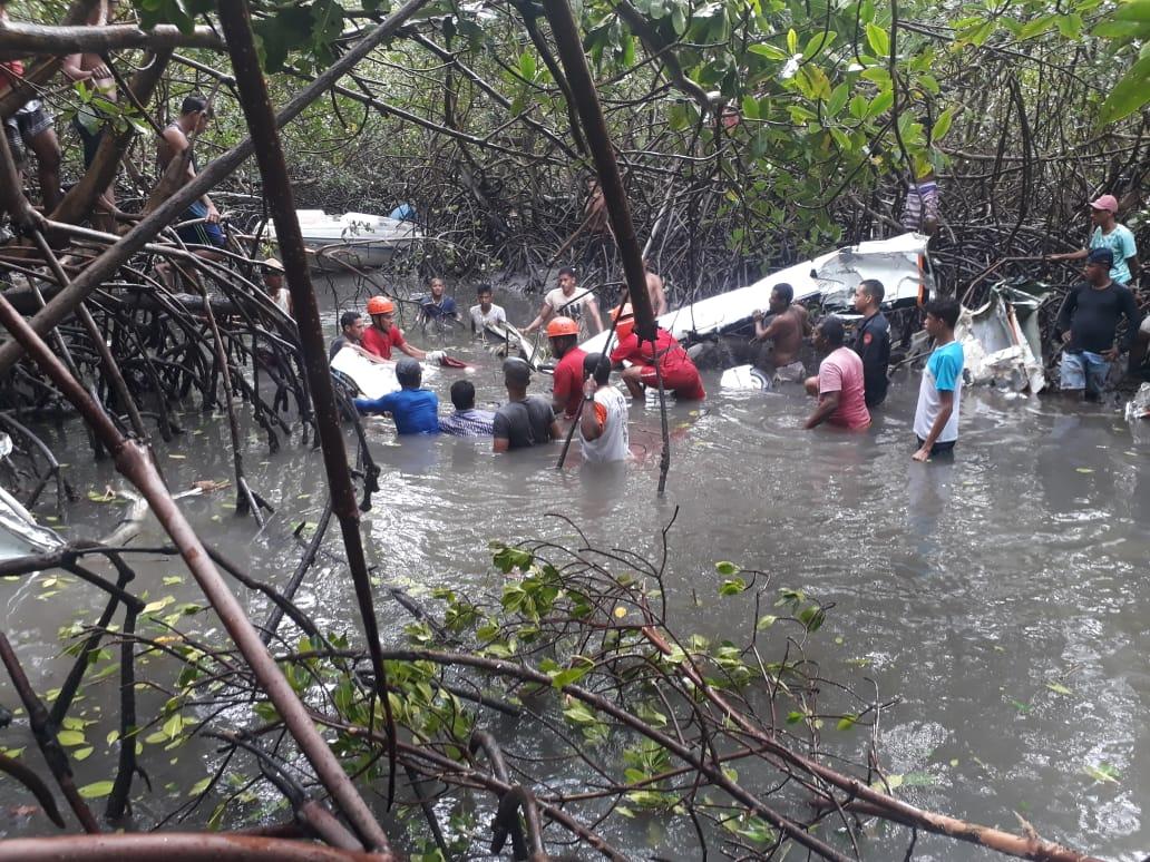 WhatsApp Image 2019 05 27 at 14.40.20 - CORPO É ENCONTRADO: Avião cai com cantor Gabriel Diniz em Sergipe, grupamento confirma mortos - VEJA VÍDEOS DO LOCAL