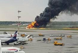 Caixas-pretas de avião que pegou fogo e matou 41 na Rússia são encontradas – VEJA VÍDEO