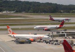 Senado aprova capital estrangeiro em aéreas e volta de mala grátis