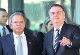 Reforma da Previdência é passo para liberdade econômica, diz Bolsonaro em visita ao Ministério da Economia