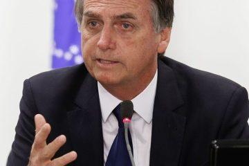 bolsonaro 2 - Bolsonaro sobre Guedes: 'Ninguém é obrigado a continuar como ministro meu'
