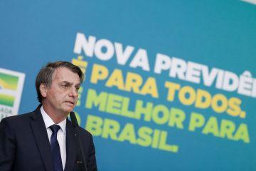 bolsonaro campanha - Governo lança campanha publicitária de R$ 37 milhões pela reforma da Previdência