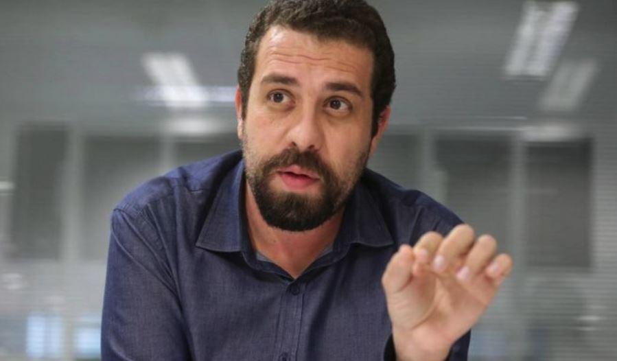 boulos - PF intima Boulos para prestar depoimento após alegar que o ex-candidato ameaçou Bolsonaro