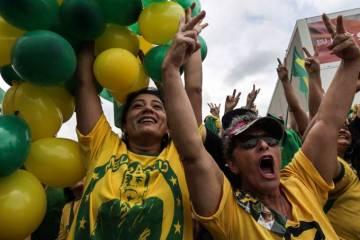 brasil pro bolsonaro 008 - Apoiadores de Bolsonaro convocam atos pró-governo no dia 26