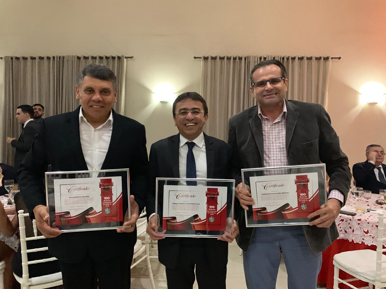 100 MAIORES E A FORÇA DO SERTÃO: Armazém Paraíba, Marajó e Armazém Galdino crescem se consolidam no estado inteiro