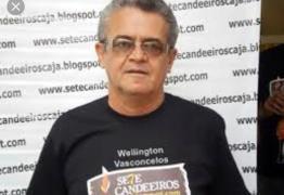 LUTO: morre aos 58 anos,Wellington Feitosa de Vasconcelos