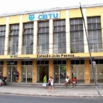cbtu fachada 620x388 - Bandidos assaltam CBTU e levam arma e colete à prova de balas de vigilante, em João Pessoa