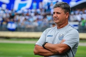 csm 0907 CSA x Cuiaba   Serie C 2017  PF  0053 360cf103ca - Ex-técnico do Campinense, Ney da Matta, morre aos 52 anos de idade