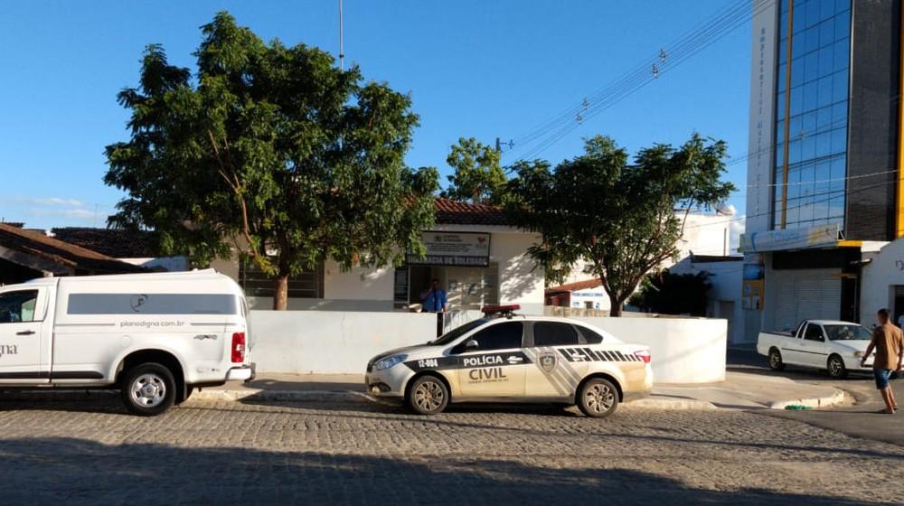 delegaciadesoledade - Após depoimento, policia prende pais de bebê de 9 meses vitima de estupro