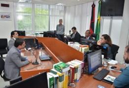 Berg Lima presta depoimento na Câmara Criminal sobre suposto recebimento de propina