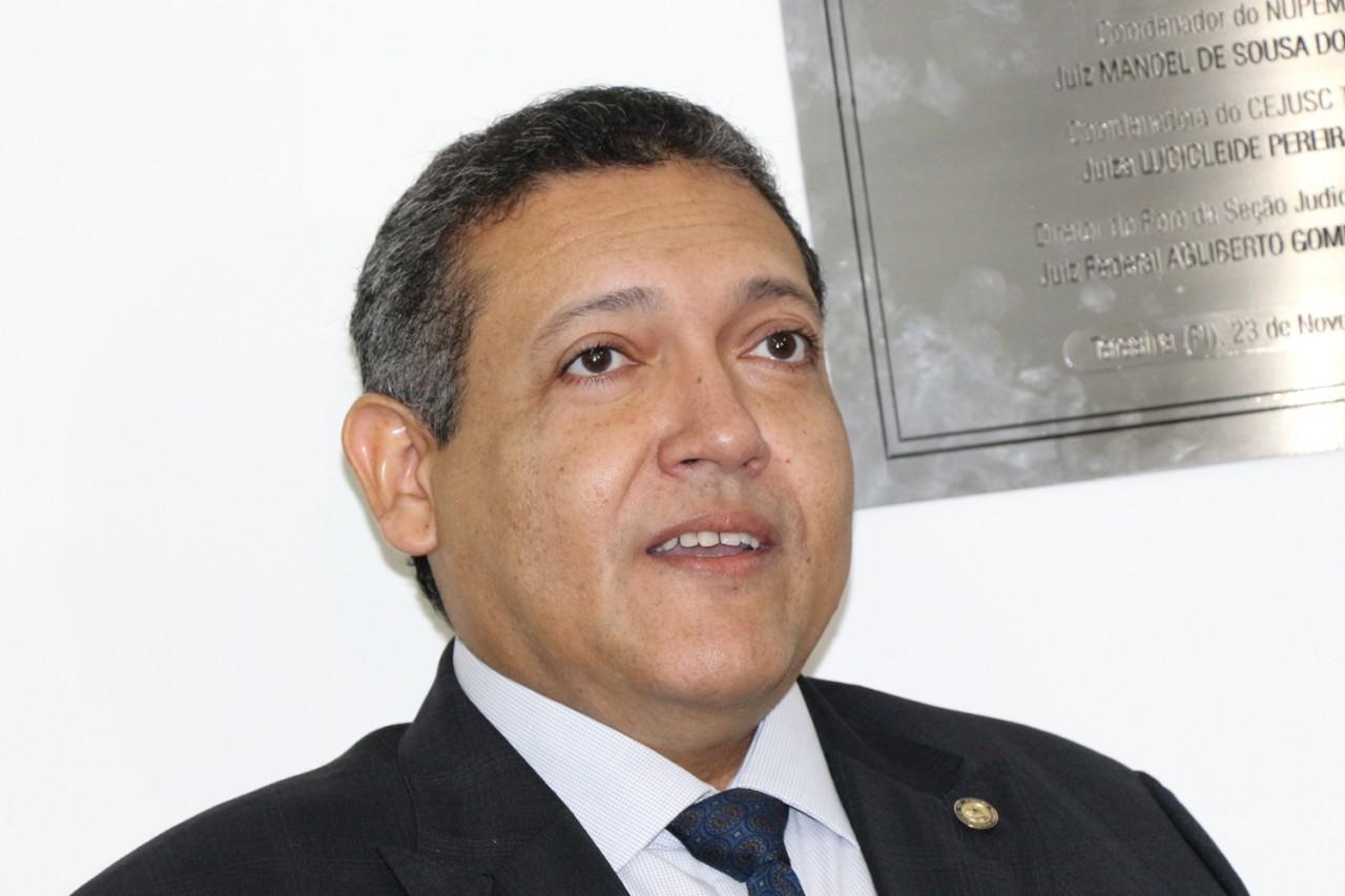 desembargador federal do trf1 kassio nunes marques - Kassio Marques toma posse como ministro do STF nesta quinta