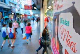 Dia das Mães: mais de 64% dos paraibanos vão presentar na data, aponta Fecomércio