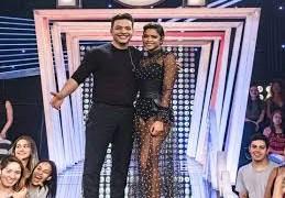 SÓ TOCA TOP:  Lucy Alves e Wesley Safadão celebram ter dois nordestinos no comando do programa