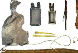 Bolsa de 1.000 anos de idade revela as drogas consumidas pelos indígenas americanos