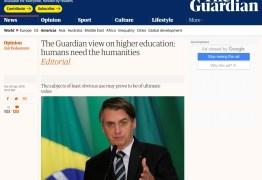 Em duro editorial, jornal britânico critica corte em ciências humanas do Brasil