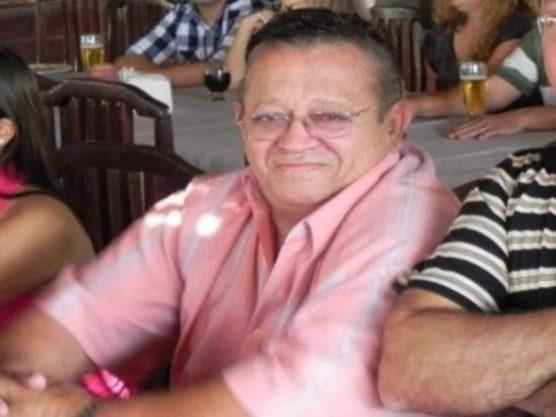 gilvan aguiar 556x417 - LUTO: morre aos 75 anos o radialista Gilvan Aguiar