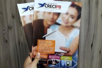 TRANSPARÊNCIA DE GESTÃO: Creci-PB lança Informativo